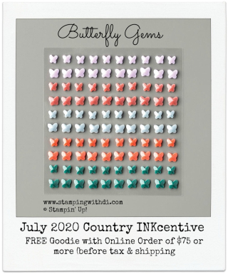 July 2020 INKcentive www.stampingwithdi.com