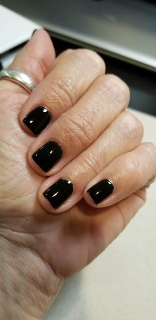 DIY Manicure https://www.stampingwithdi.com/2020/10/diy-manicure.html