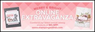 Online extravaganza https://www.stampingwithdi.com/2020/11/online-extravaganza-one-day-only.html