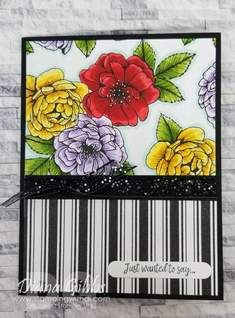 True Love DSP Card stampingwithdi