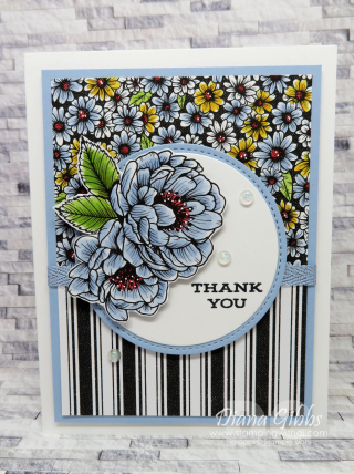 True Love DSP Thank You stamping with di https://www.stampingwithdi.com/2021/04/true-love-dsp-thank-you-card.html