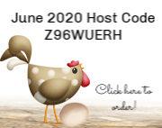 June 2020 Host Code www.stampingwithdi.com