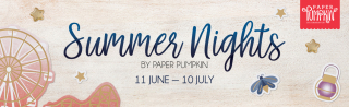 Summer Nights paper pumpkin July 2020