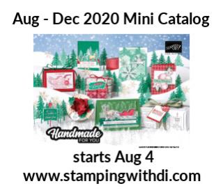 Aug - Dec 2020 catalog www.stampingwithdi.com