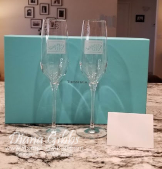 Leaders summit gift https://www.stampingwithdi.com/2020/08/pretty-blue-box.html