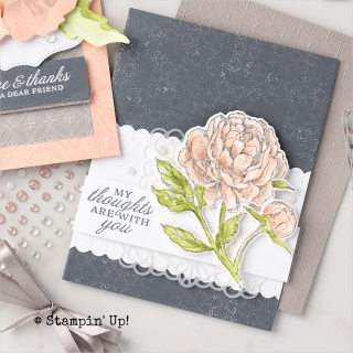 Square vellum doilies sample https://www.stampingwithdi.com/2020/09/september-host-code-country-inkcentive.html