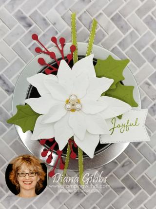 Poinsettia Petals Tin https://www.stampingwithdi.com/2020/10/poinsettia-petals-tin.html