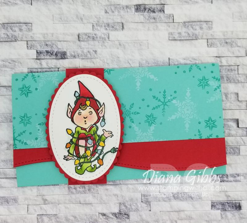 TMT 56 Cute Gift Card
