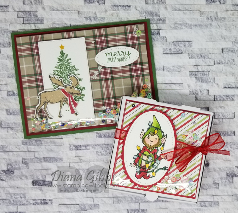 Di's Shorts Shaker Cards
