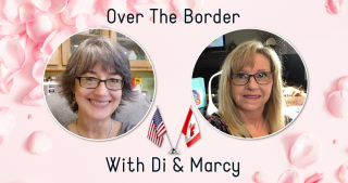Over the Border With Di & Marcy https://www.stampingwithdi.com/2020/11/extra-extra-exciting-announcement.html