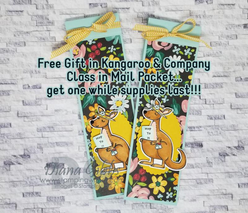 Kangaroo & Company Bundle grocery note pad 1 free