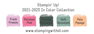 In Color Collection 2021 - 2023 Stamping With Di