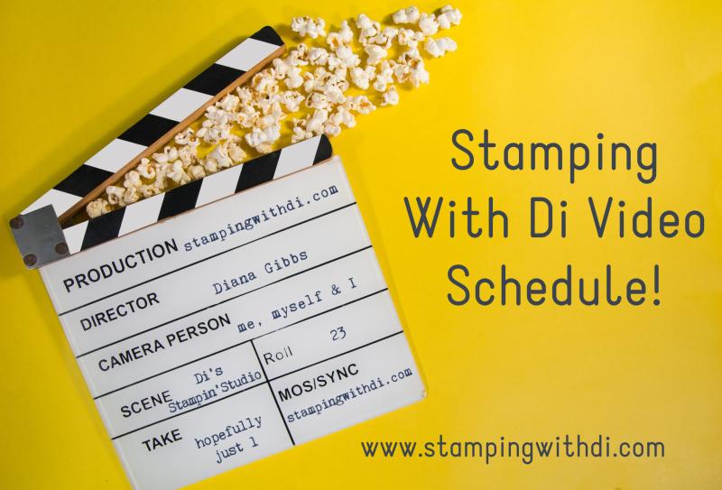 Video schedule