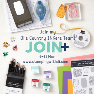 Join my Di's Country INKers stampingwithdi