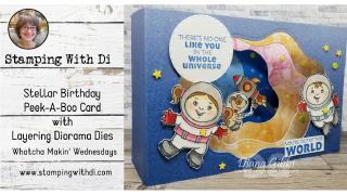 Stellar Birthday Peek-A-Boo Diorama Card stamping with di https://www.stampingwithdi.com/2021/06/stellar-birthday-dioramapeek-a-boo-card-how-i-did-it.html