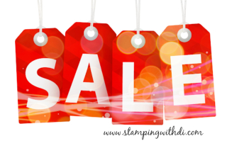 Sale stamping with di