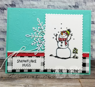 Snowbody Better and Snowman Season stamping with di  https://www.stampingwithdi.com/2021/07/snowbody-better-snowman-season-.html