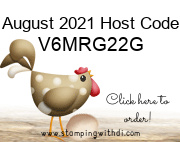 August 2021 Host Code  stamping with di