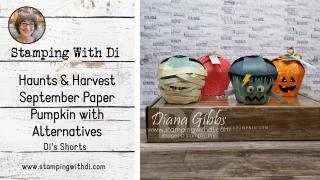 Harvest Haunts Paper Pumpkin YouTube Thumbnail (1)