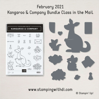Kangaroo & Co Bundle https://www.stampingwithdi.com/2021/01/february-class-in-the-mail-kangaroo-company-bundle.html