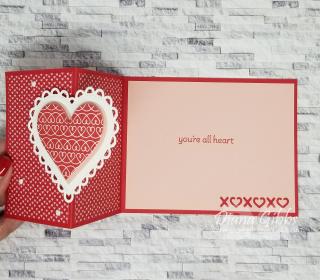 Lots of Heart Bundle z-fold open https://www.stampingwithdi.com/2021/01/lots-of-heart-z-card.html