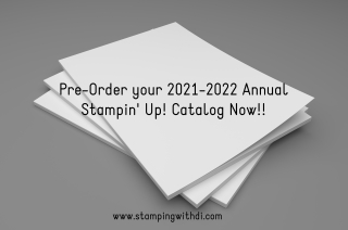 Preorder catalog stamping with di