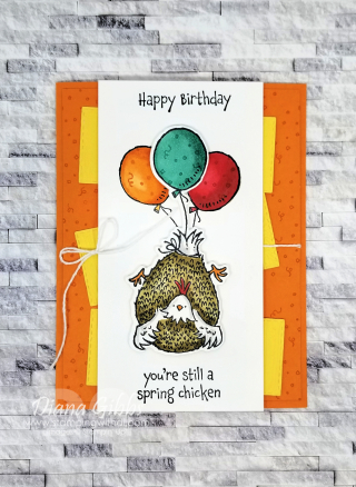 Hey Birthday Chick Mimeograph Monday stamping with di https://www.stampingwithdi.com/2021/04/hey-birthday-chick-card-mimeograph-monday.html