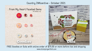 Country INKcentive October - Goodie or Guts stamping with di https://www.stampingwithdi.com/2021/10/october-goodies-or-guts-country-inkcentive.html