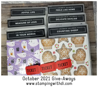 October 2021 Give-Aways stampingwithdi https://www.stampingwithdi.com/2021/10/give-aways-for-october-2021.html
