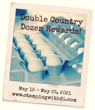 Double Country Dozen Rewards www.stampingwithdi