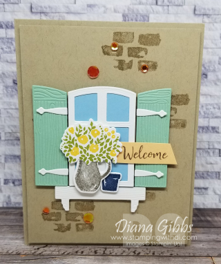 Welcoming Window stamping with di  https://www.stampingwithdi.com/2021/07/welcoming-window-mimeograph-monday.html