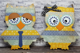 Dollar Tree Fun Finds Cute Owls stamping with di  https://www.stampingwithdi.com/2021/09/video-harvest-meadow-dsp-covered-owls-teach-me-tuesdays-ep-96.html