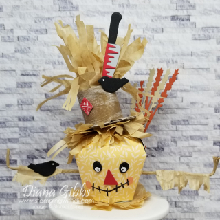 Scary with knife scarecrow stamping with di https://www.stampingwithdi.com/2021/09/video-haunts-harvest-paper-pumpkin-alternative-best-ever-scarecrow.html
