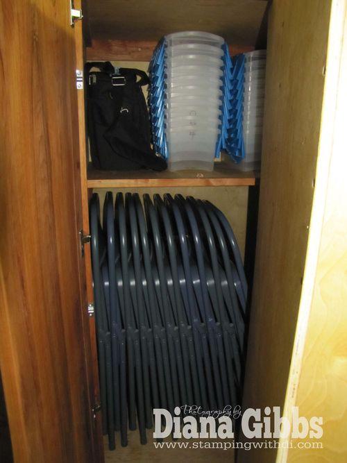 12 x 12 paper storage cabinet